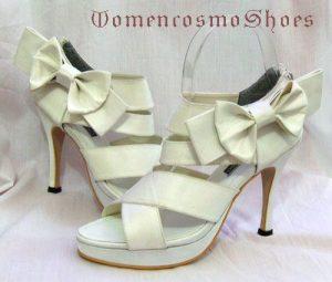 sepatu wedding wanita