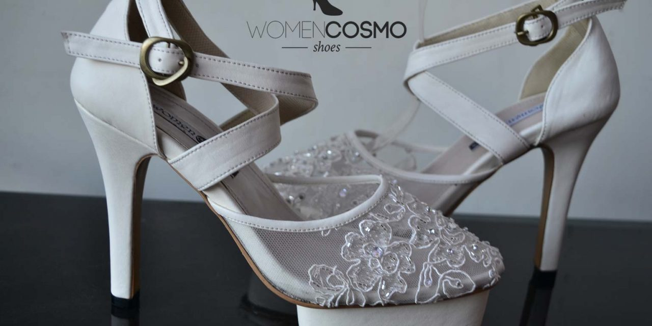 Maggie Wedding Shoes