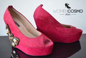 wedges wedding shoes