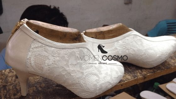 sepatu wedding boots