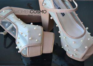 sepatu pengantin modern