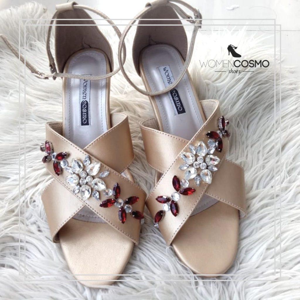 sepatu pengantin untuk kebaya