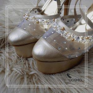 sepatu pengantin terbaru