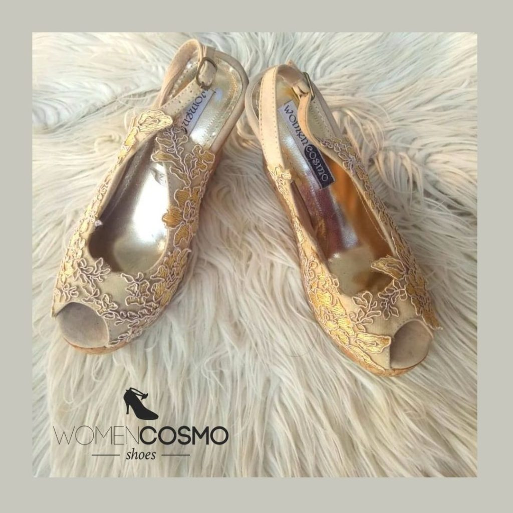 Sandal PEsta wedges