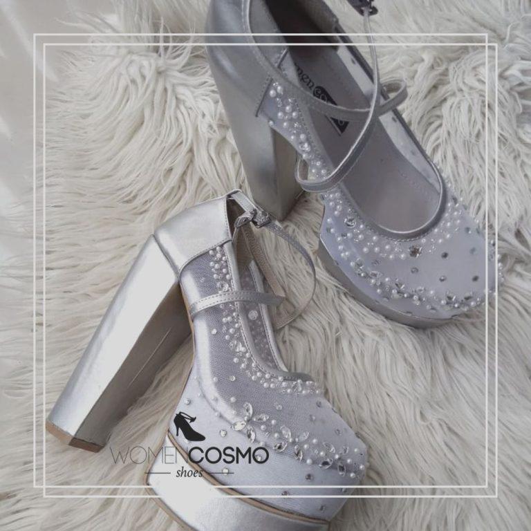 sepatu pengantin wanita