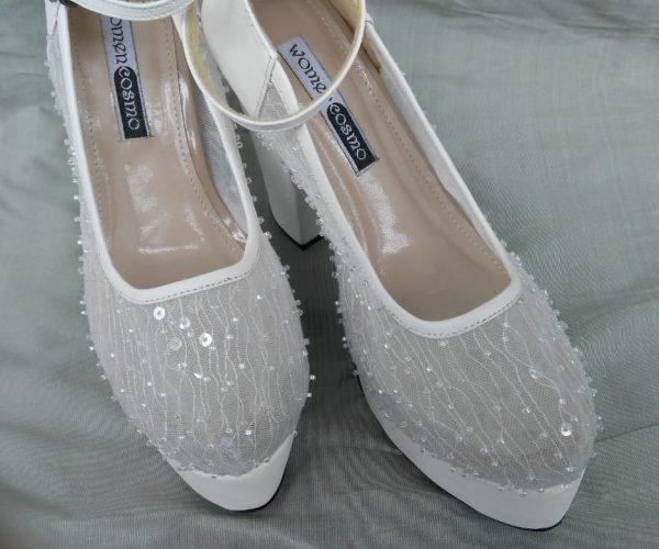 sepatu pengantin
